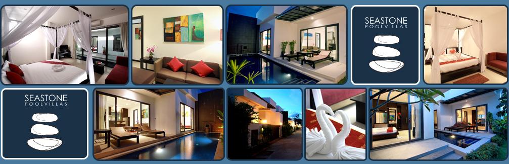 Seastone Private Pool Villas Bang Tao Beach Thailand